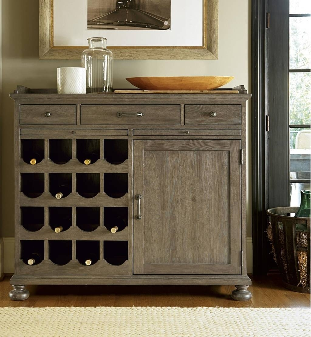 Sideboards. Awesome Oak Buffet Cabinet: Oak-Buffet-Cabinet-Oak with regard to Grey Sideboards (Image 22 of 30)