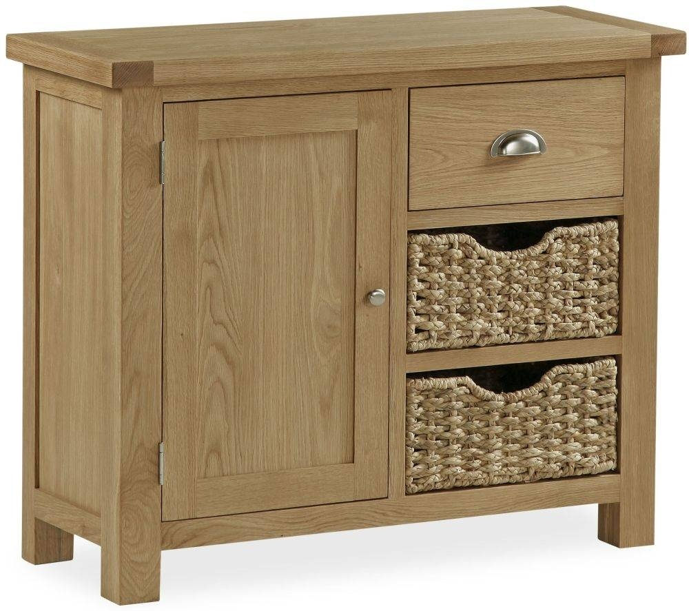 Sideboards. Awesome Small Sideboard Furniture: Small-Sideboard regarding Narrow Oak Sideboards (Image 21 of 30)