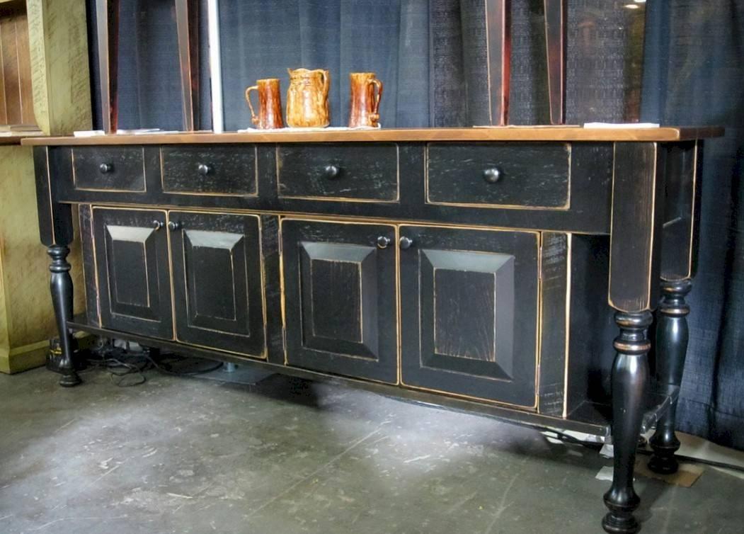 Sideboards - Buffets - Dining Room Storage & Servers in Dark Sideboards Furniture (Image 16 of 30)