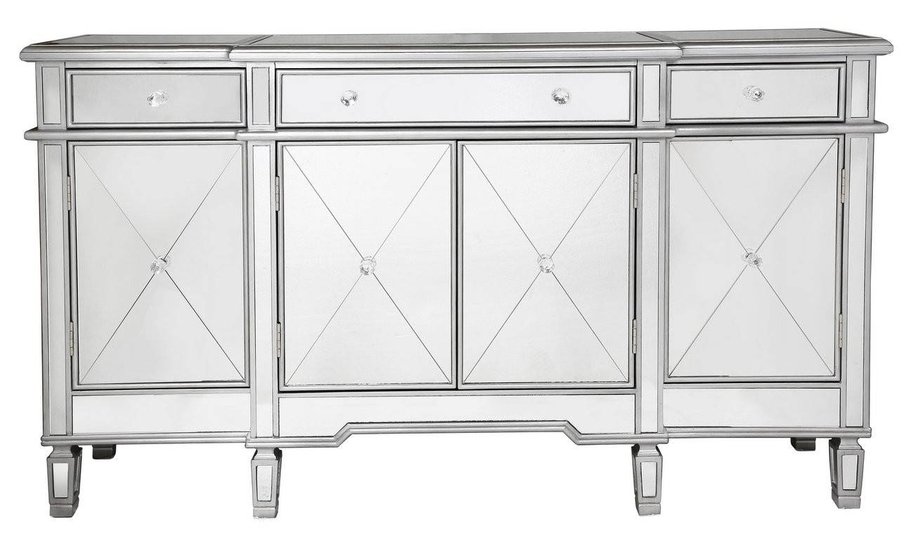 Sideboards & Cabinets - Kitchen & Dining - Furniture with regard to Venetian Mirrored Sideboards (Image 21 of 30)