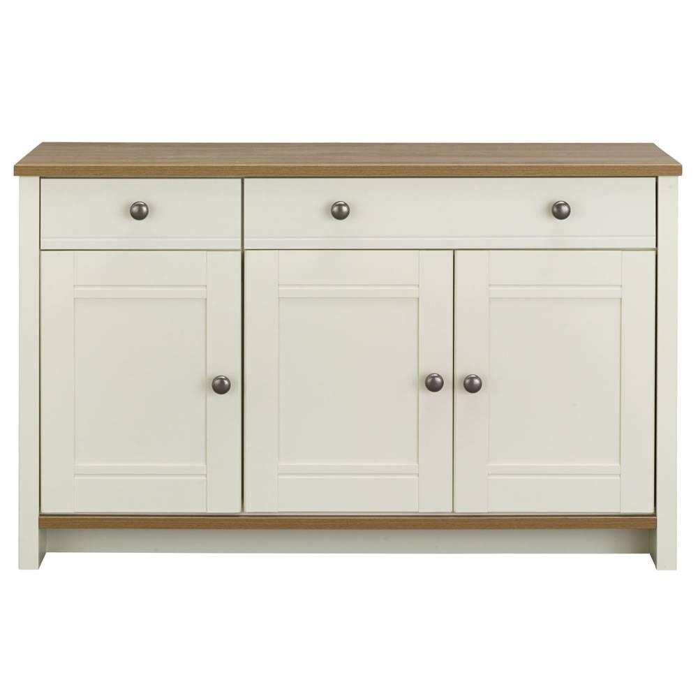 Sideboards & Cabinets   Living Room Furniture   Wilko regarding Ready Assembled Sideboards (Image 26 of 30)