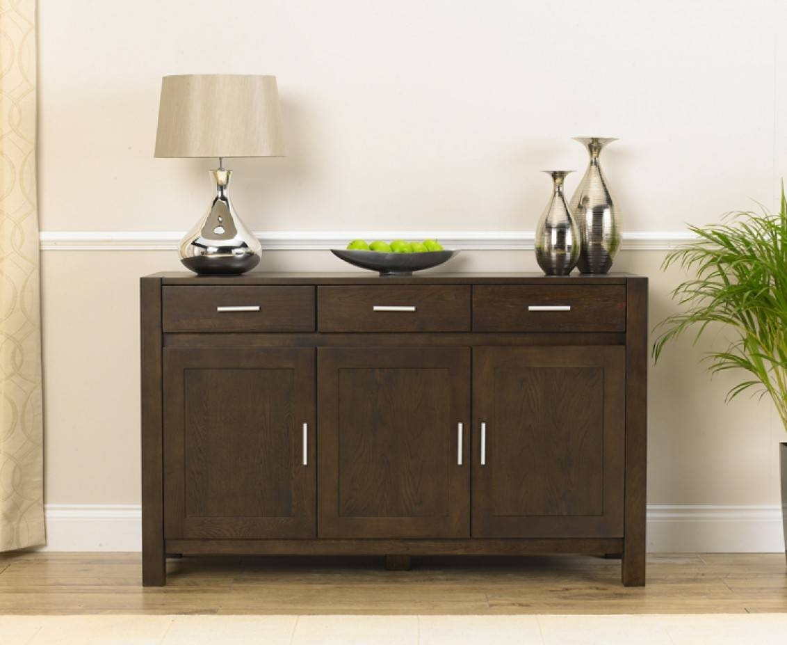 Sideboards | Dark Wood | Great Furniture Trading Company | The intended for Dark Sideboards (Image 8 of 30)