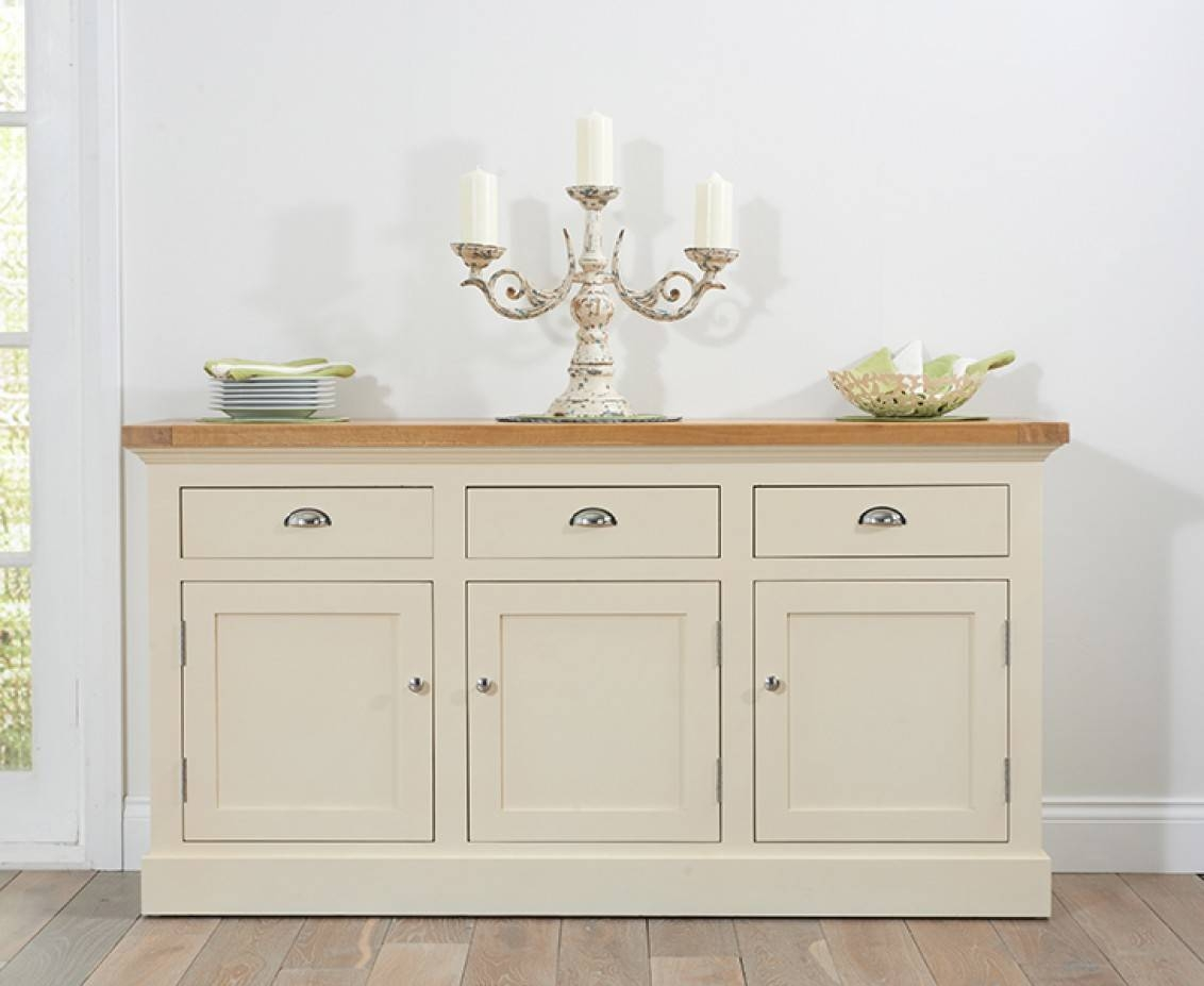 Sideboards | Living Room | Great Furniture Trading Company | The in Cream Sideboards (Image 23 of 30)