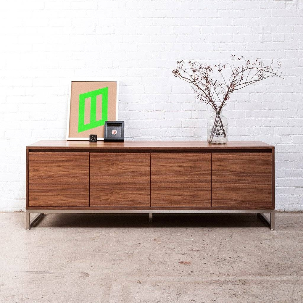 Sideboards. Marvellous Modern Credenza: Modern-Credenza-Modern with regard to Modern Sideboards (Image 30 of 30)