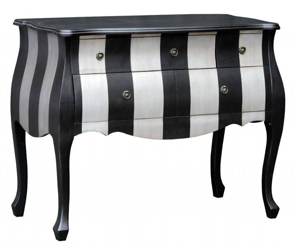 Featured Photo of Black And Silver Sideboards