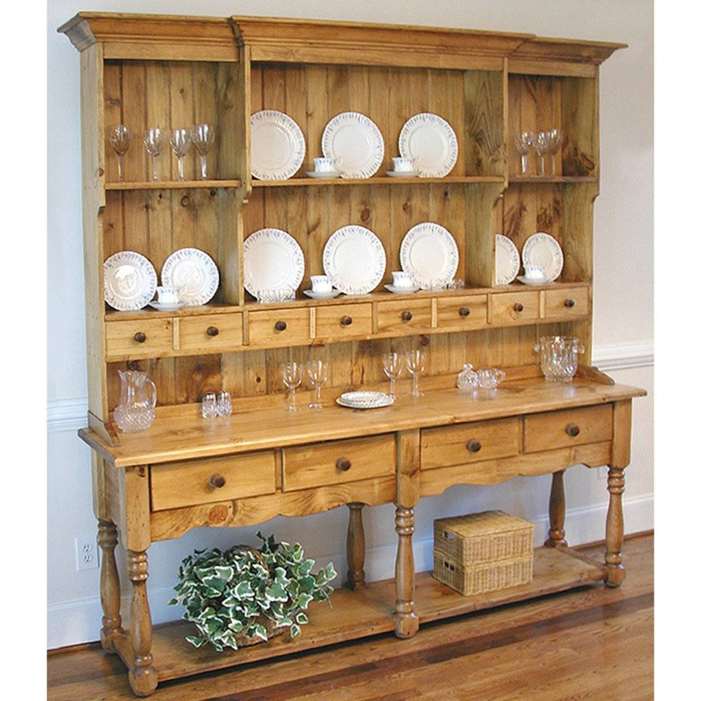 Sideboards. Outstanding Country Hutches And Buffets: Country in Country Sideboards (Image 23 of 30)