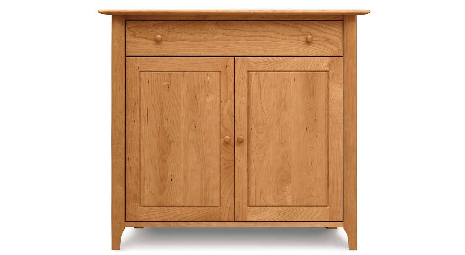 Sideboards. Outstanding Maple Buffet Server: Maple-Buffet-Server regarding Small Sideboard Cabinets (Image 21 of 30)