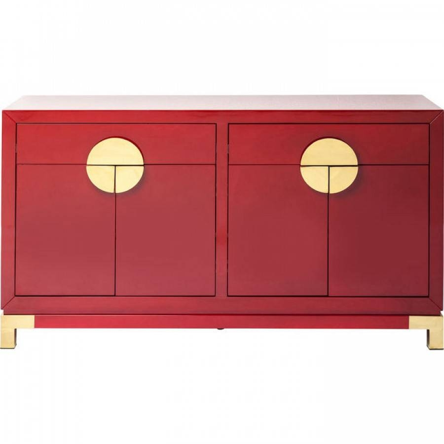 Sideboards pertaining to Red Sideboards (Image 21 of 30)