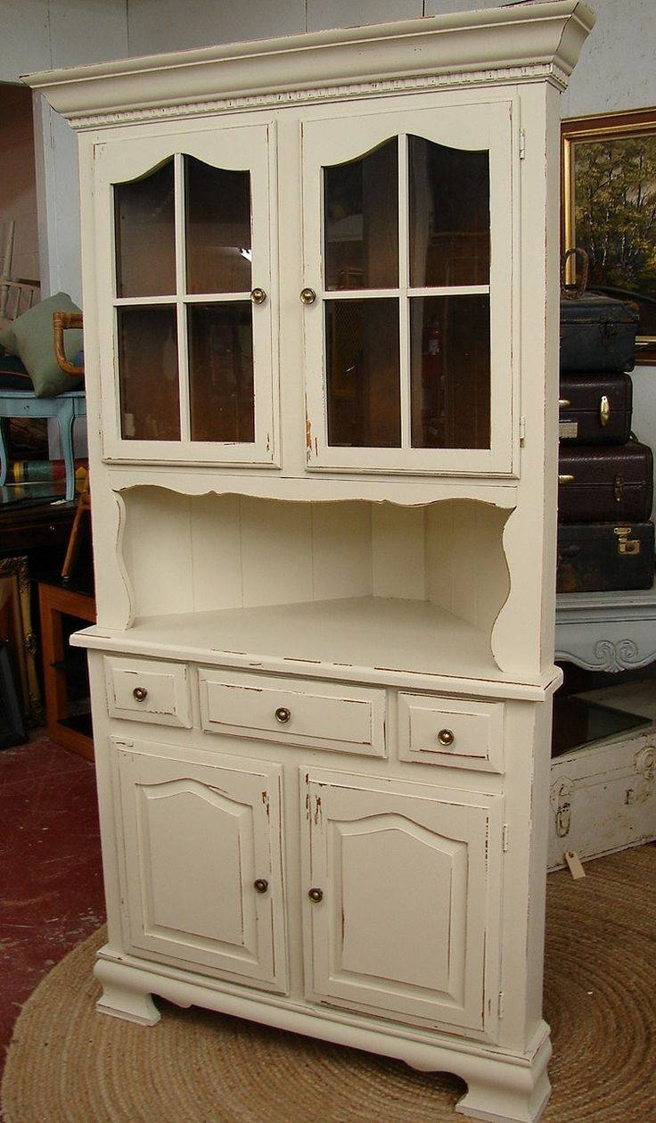 Sideboards. Stunning Corner Hutch For Sale: Corner-Hutch-For-Sale for Small Sideboards for Sale (Image 21 of 30)