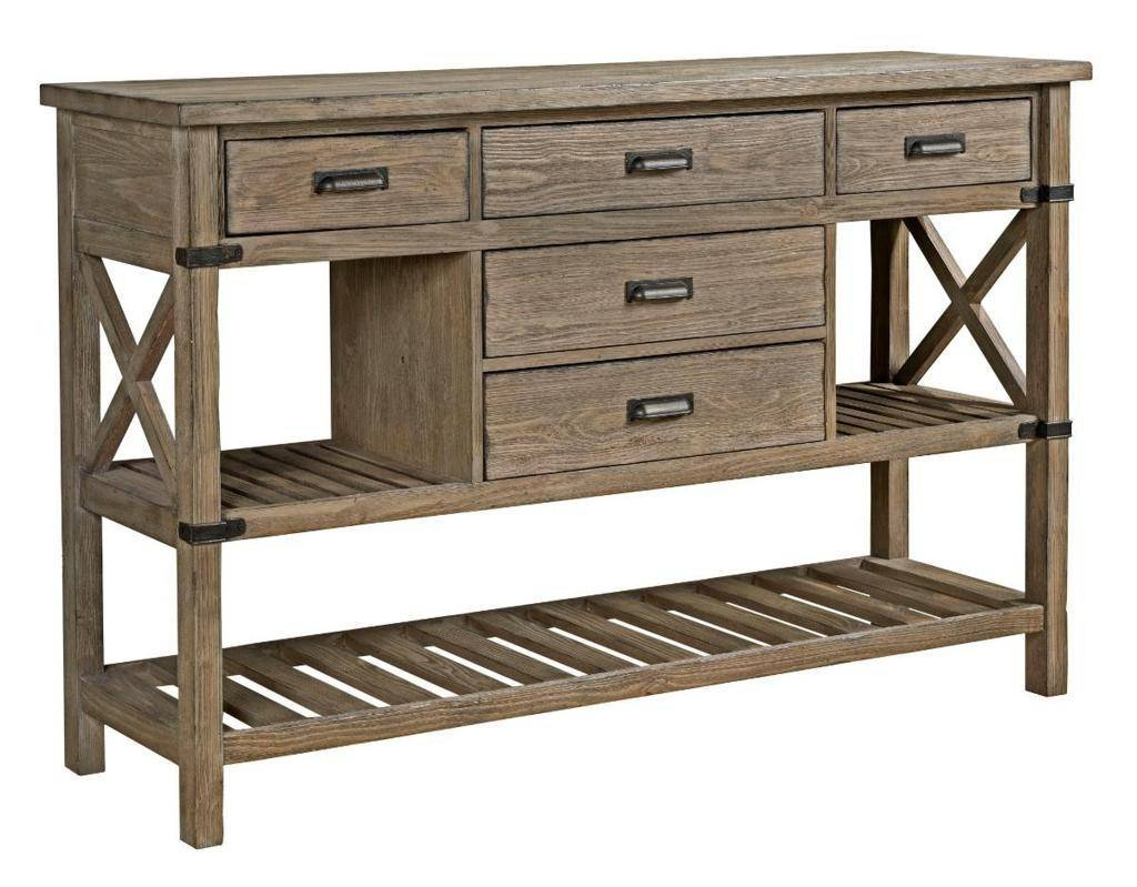Sideboards. Stunning Rustic Sideboards Furniture: Rustic in Country Sideboards (Image 27 of 30)