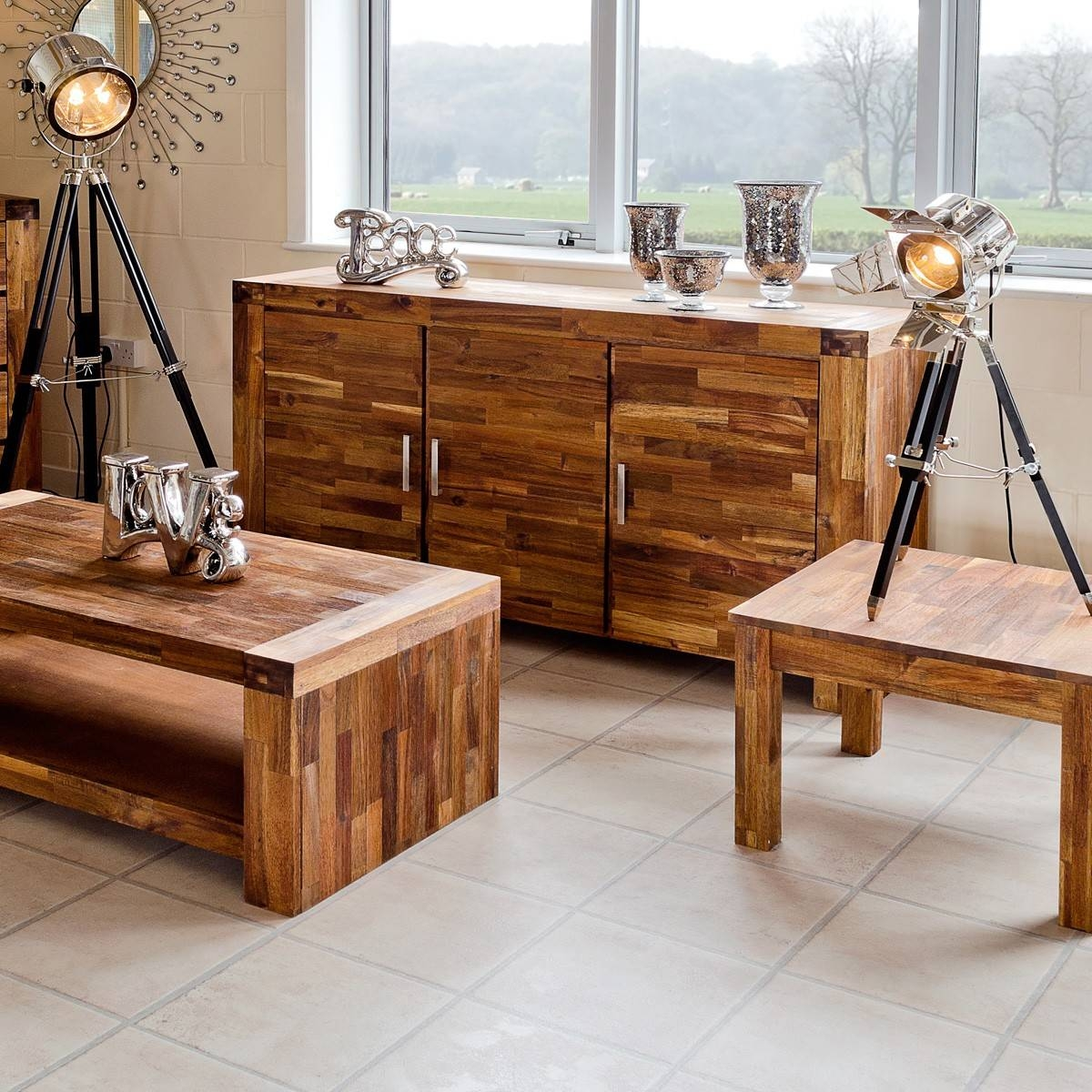 Sideboards. Stunning Wooden Sideboard: Wooden-Sideboard-Small in Small Dark Wood Sideboards (Image 26 of 30)