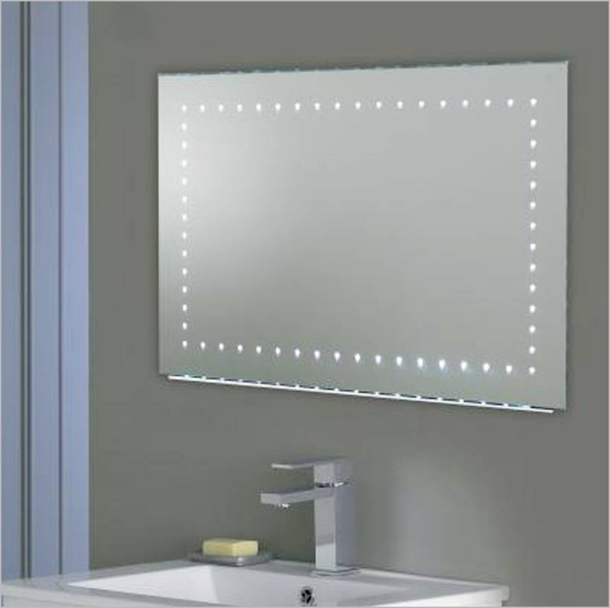 Silver Contemporary Mirrors : Decorative Contemporary Mirrors For Contemporary Mirrors (View 25 of 25)