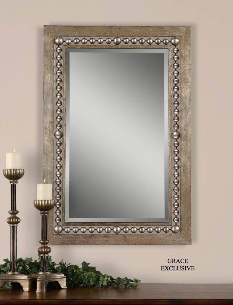 Silver Mirror | Dance Drumming Pertaining To Silver Antique Mirrors (View 20 of 25)