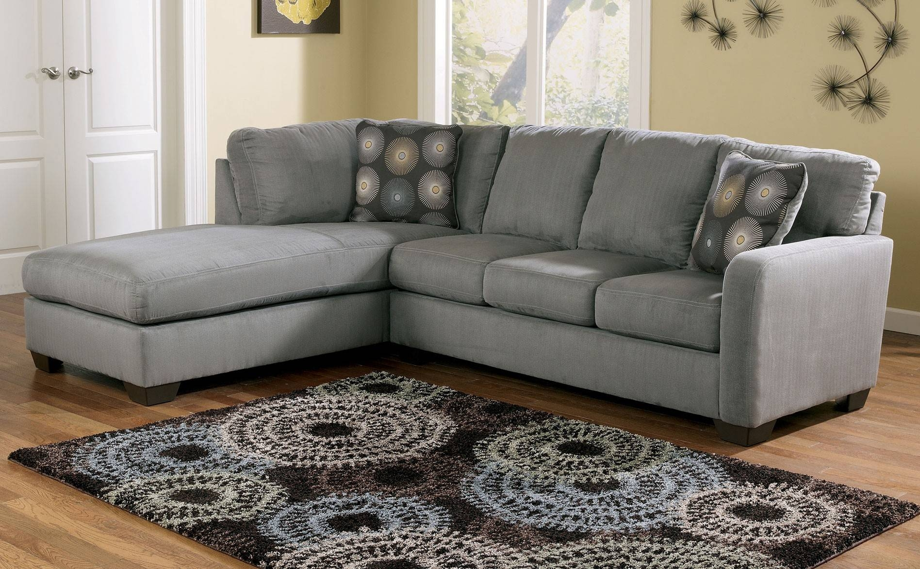 Simple 3 Piece Leather Sectional Sofa With Chaise 64 About Remodel for Individual Piece Sectional Sofas (Image 19 of 25)