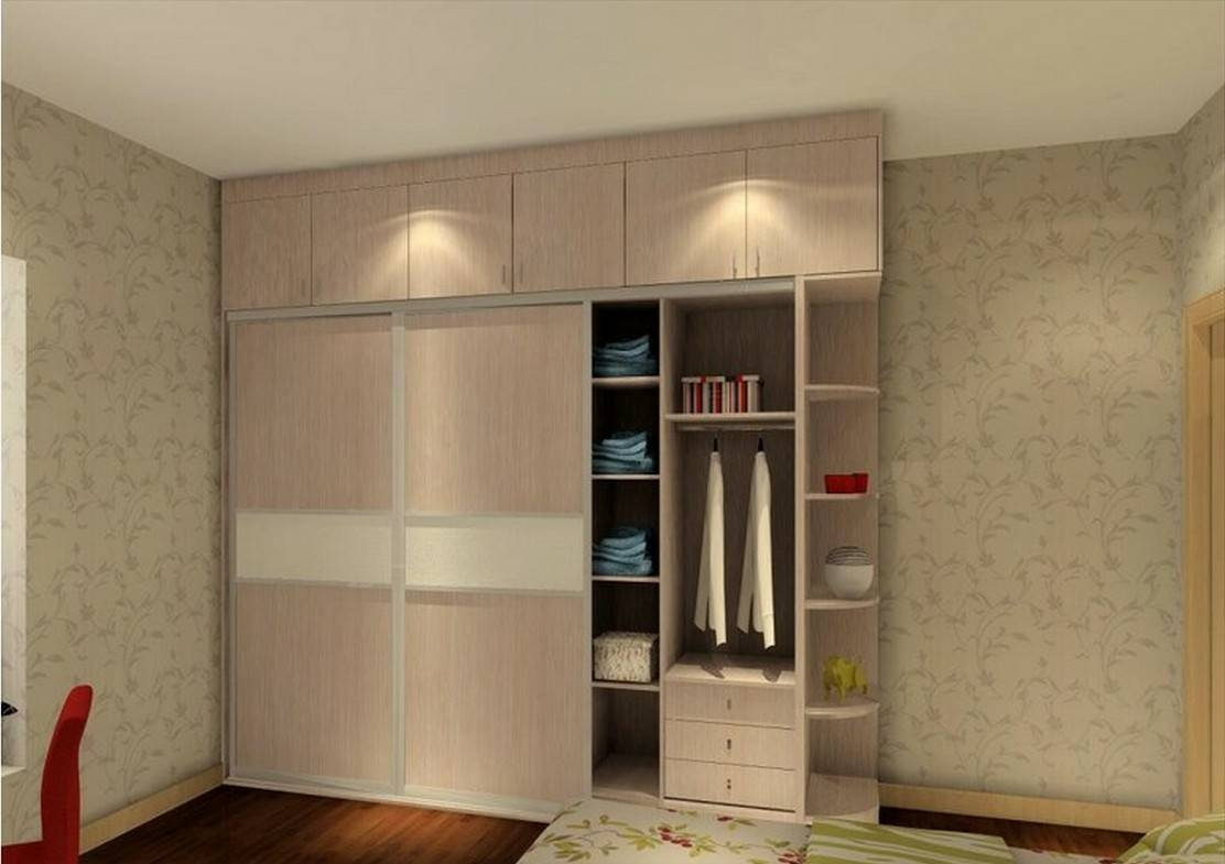 Simple Bedroom Wardrobes - Perfect Simple Bedroom Wardrobes Closet pertaining to Bedroom Wardrobes (Image 13 of 15)