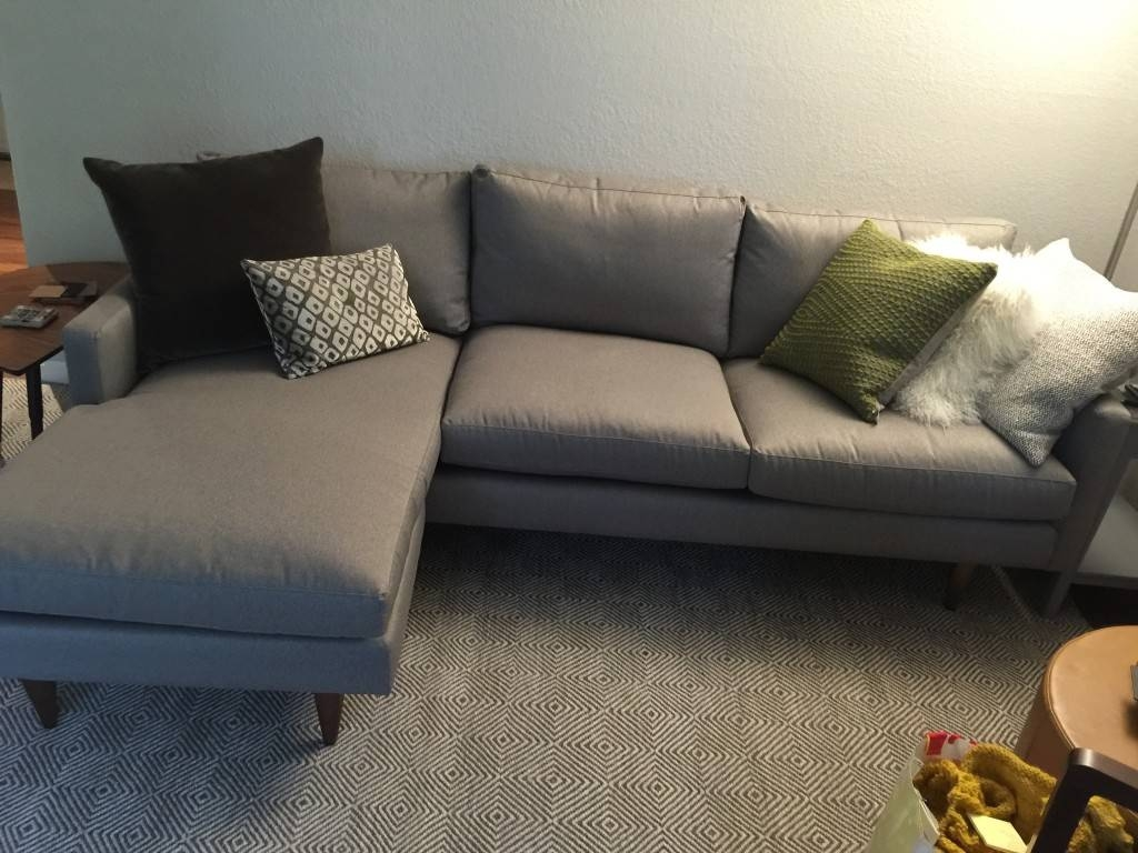 Featured Photo of Room And Board Sectional Sofa