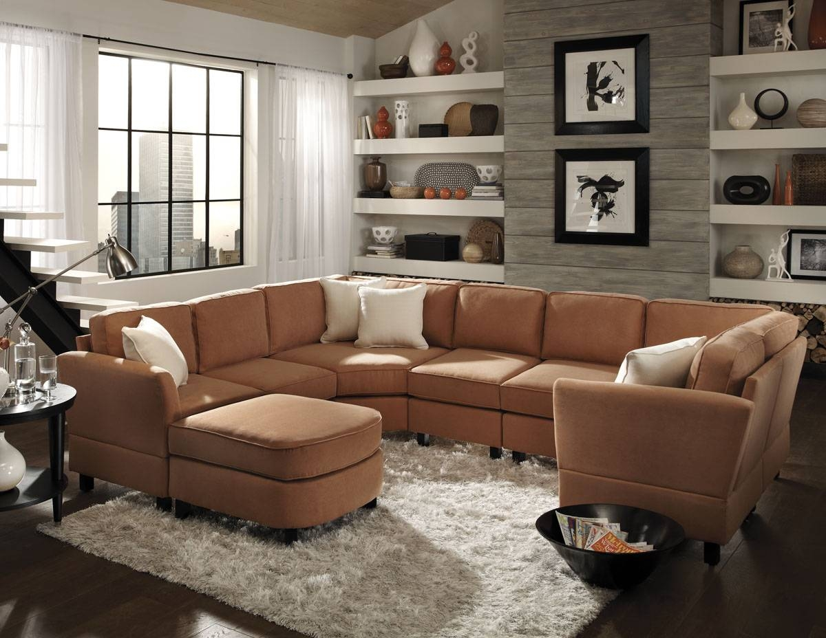 Simplicity Sofas Debuts On Man Cave Tv Show pertaining to Media Room Sectional Sofas (Image 21 of 25)