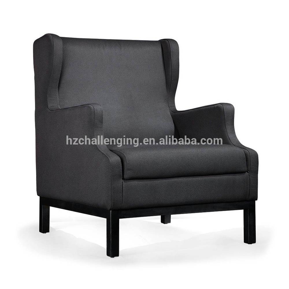 Single Leather Sofa, Single Leather Sofa Suppliers And intended for Single Sofa Chairs (Image 15 of 30)