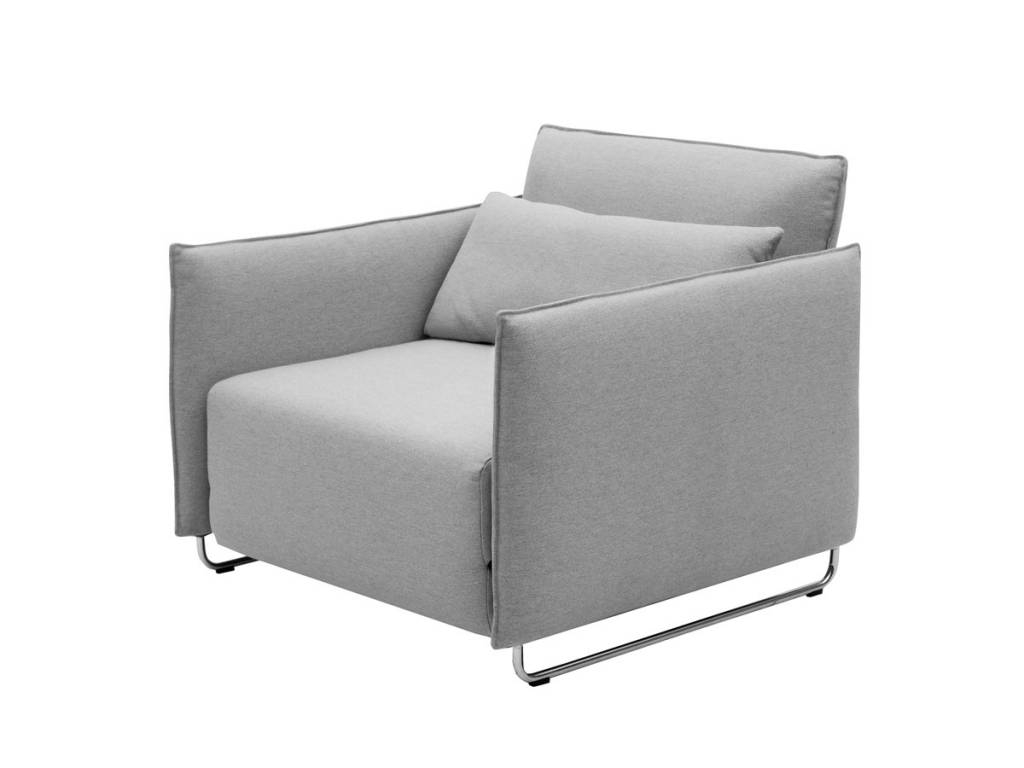 Single Sofa Bed Chair - Furniture Design And Home Decoration 2017 intended for Single Sofa Beds (Image 14 of 30)