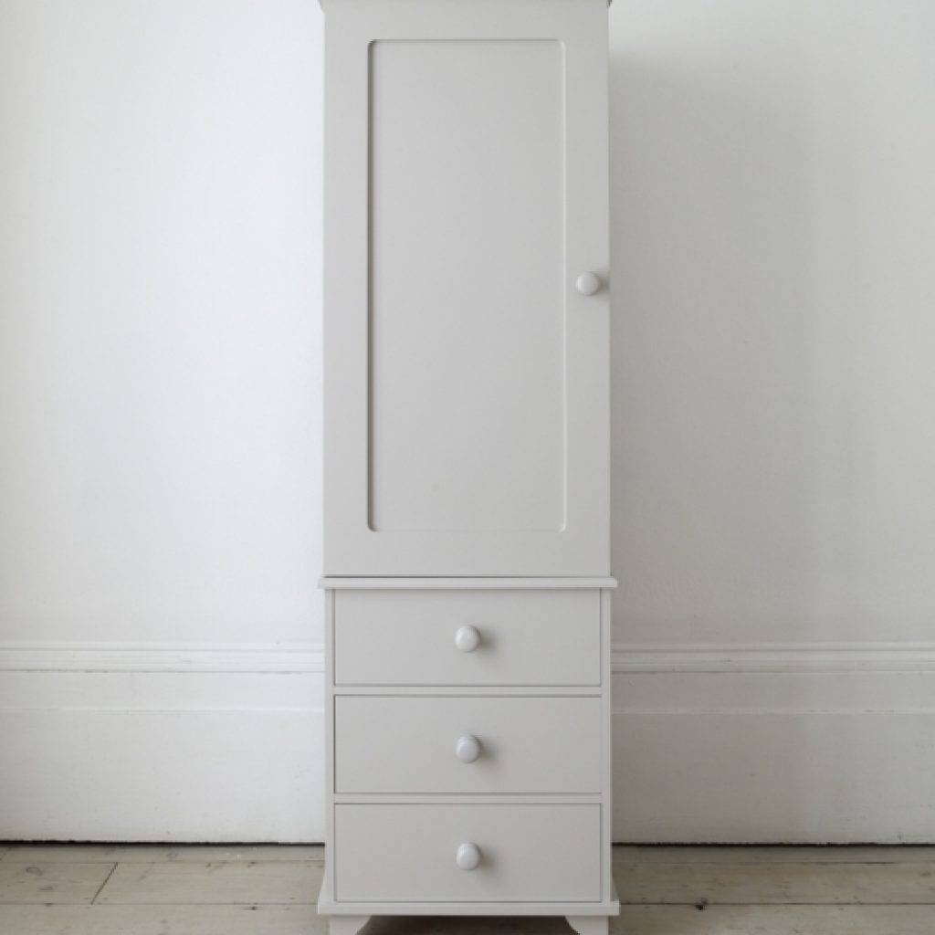 Single White Wardrobe With Drawers The Uses Of Single Wardrobe with regard to Single White Wardrobes With Drawers (Image 7 of 15)