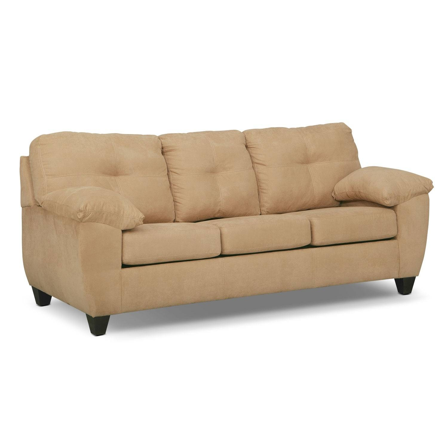 Sleeper Sofas | Value City Furniture | Value City Furniture For Sofa Sleepers Queen Size (View 15 of 30)