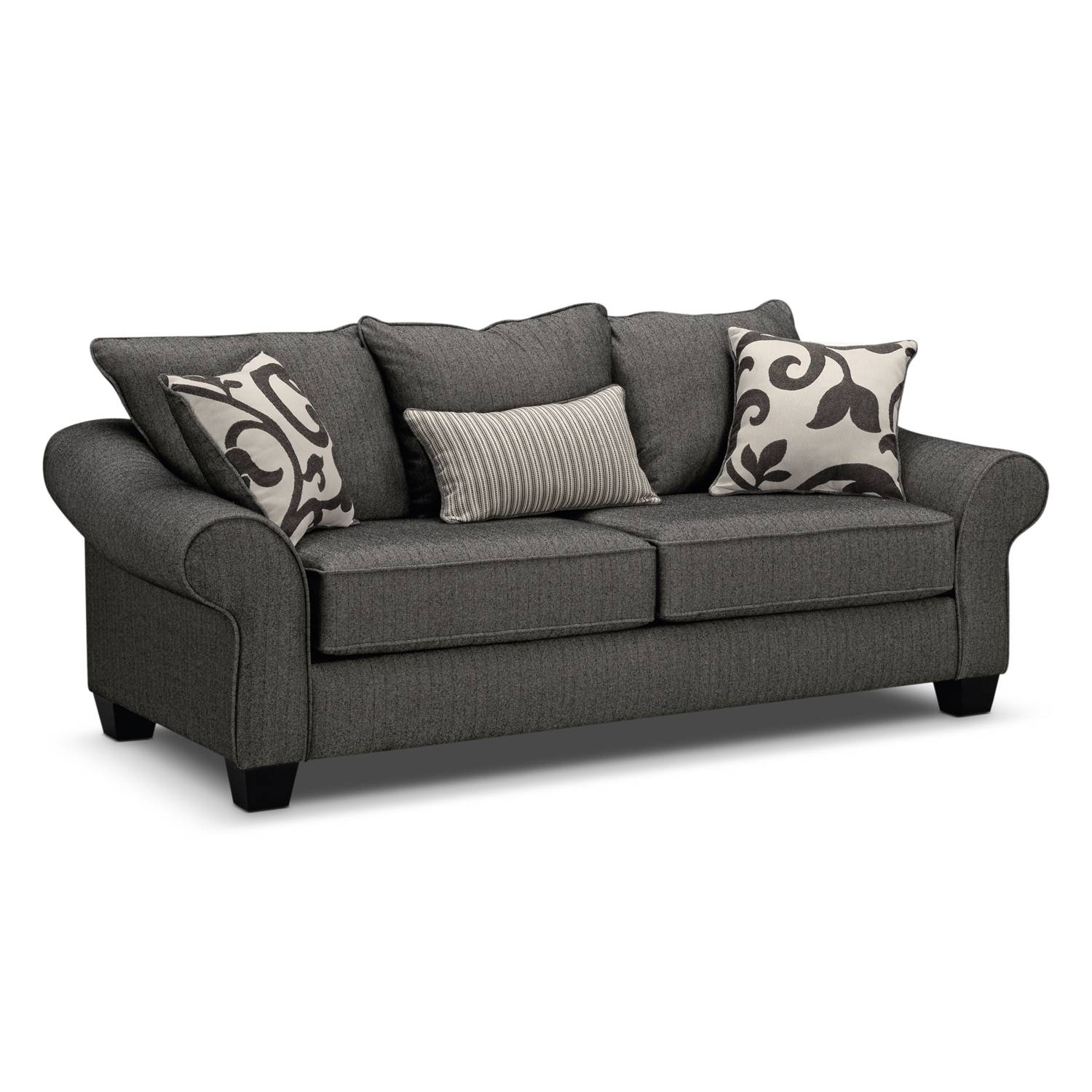 Sleeper Sofas | Value City Furniture | Value City Furniture pertaining to Full Size Sofa Sleepers (Image 13 of 30)