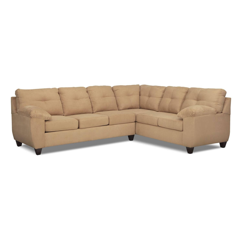 Sleeper Sofas | Value City Furniture | Value City Furniture pertaining to Sleeper Sectional Sofas (Image 20 of 30)