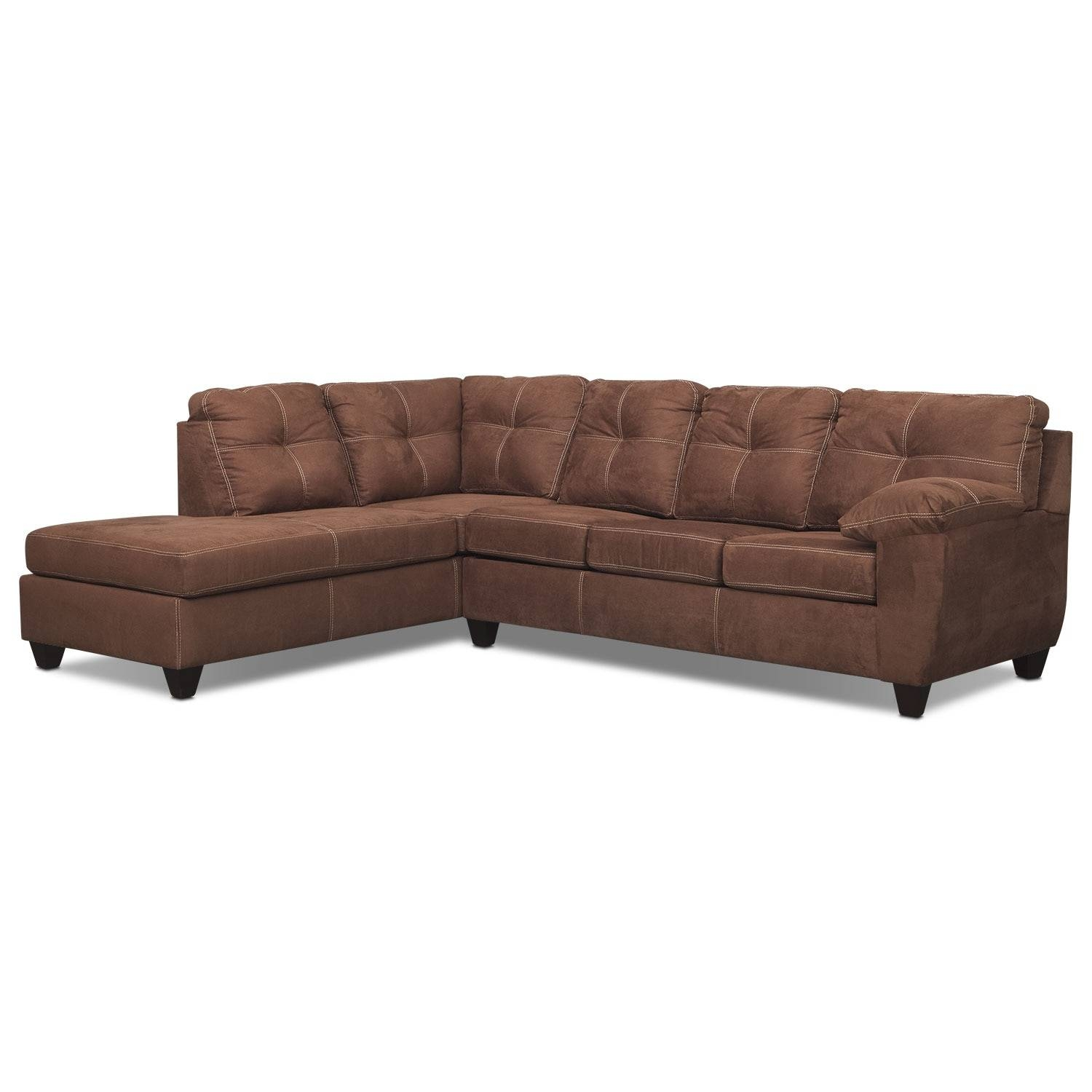 Sleeper Sofas | Value City Furniture | Value City Furniture Regarding Sleeper Sectional Sofas (View 21 of 30)