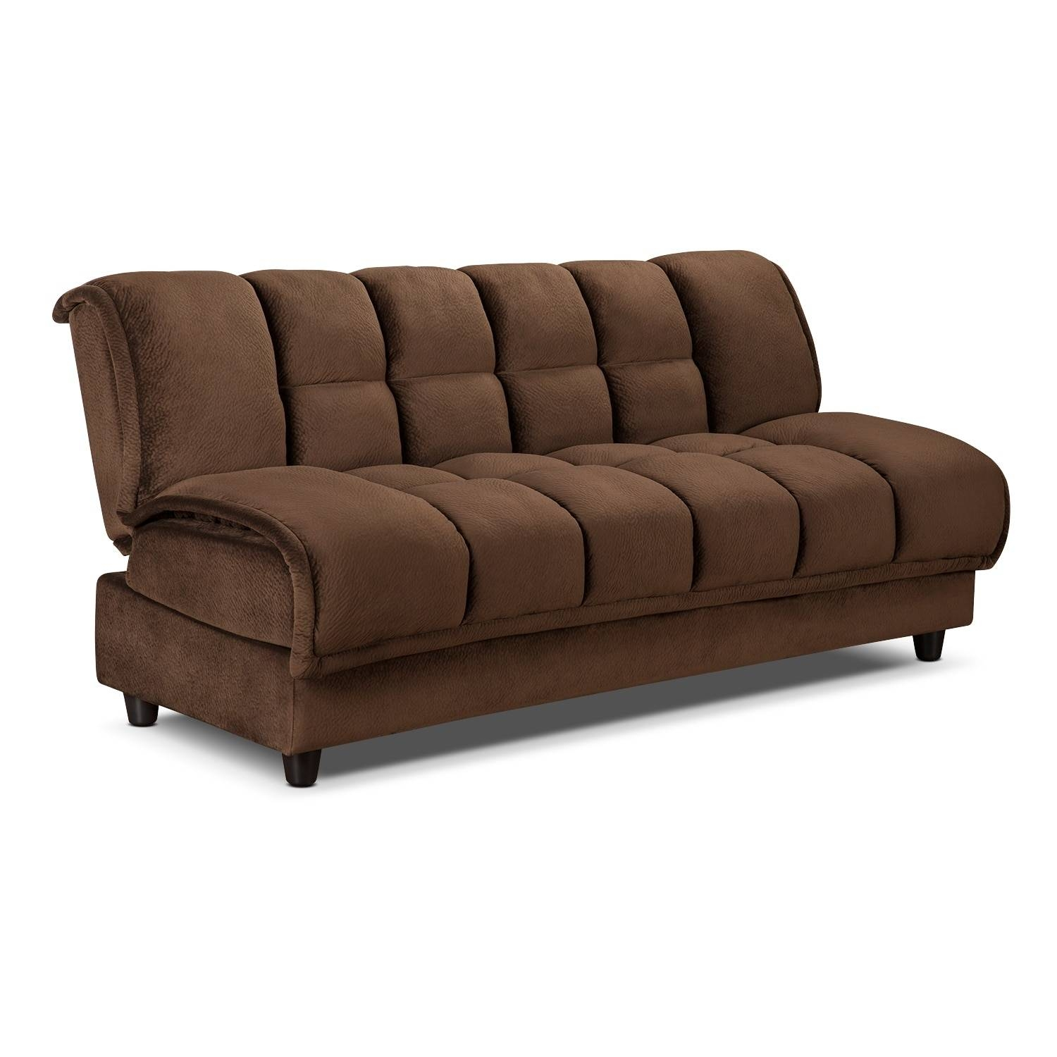 Sleeper Sofas | Value City Furniture | Value City Furniture regarding Sofas With Beds (Image 15 of 30)