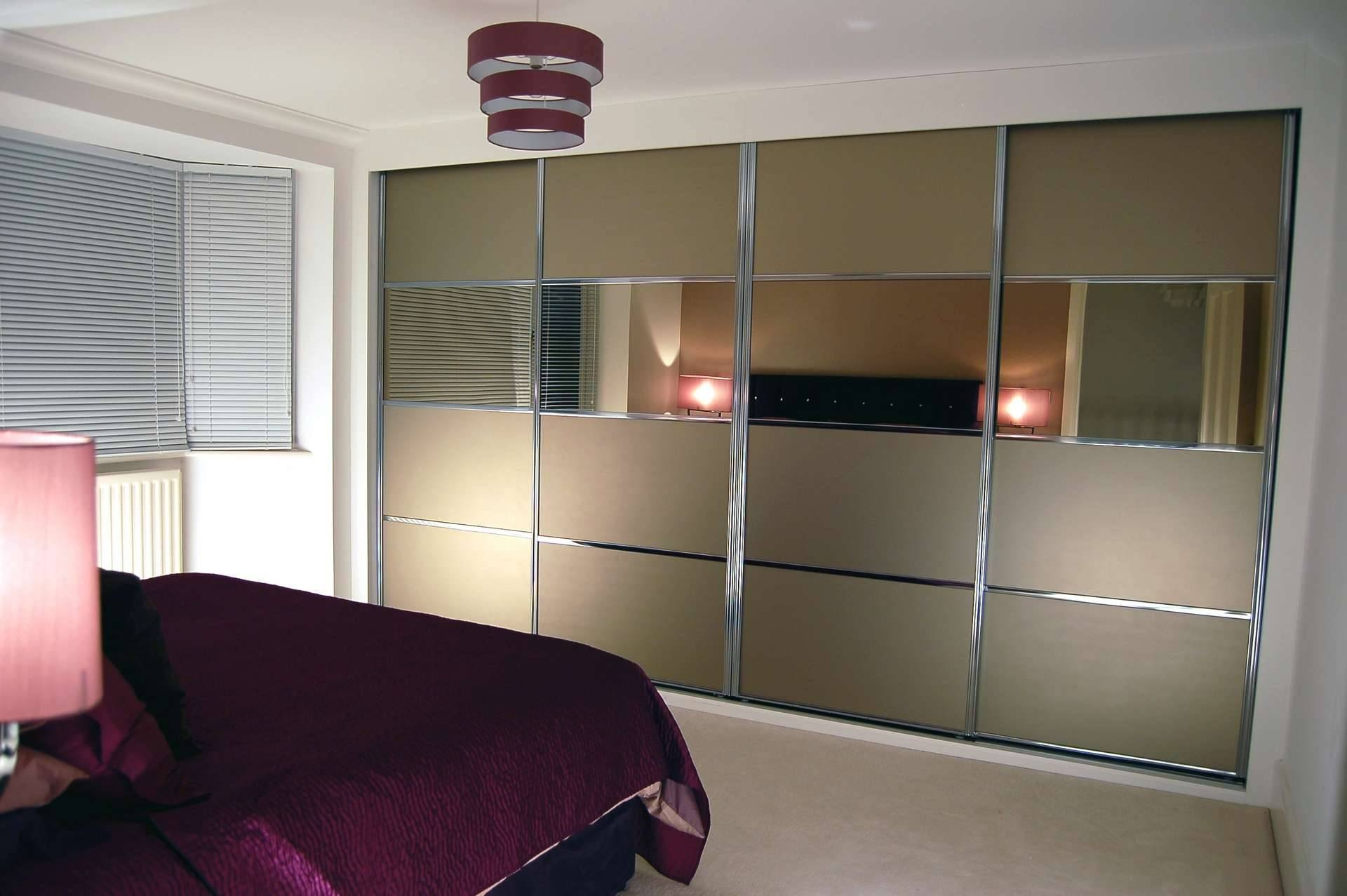Sliding Door Wardrobes; Fitted Wardrobes; Bournemouth & Poole regarding Wall Wardrobes (Image 19 of 30)