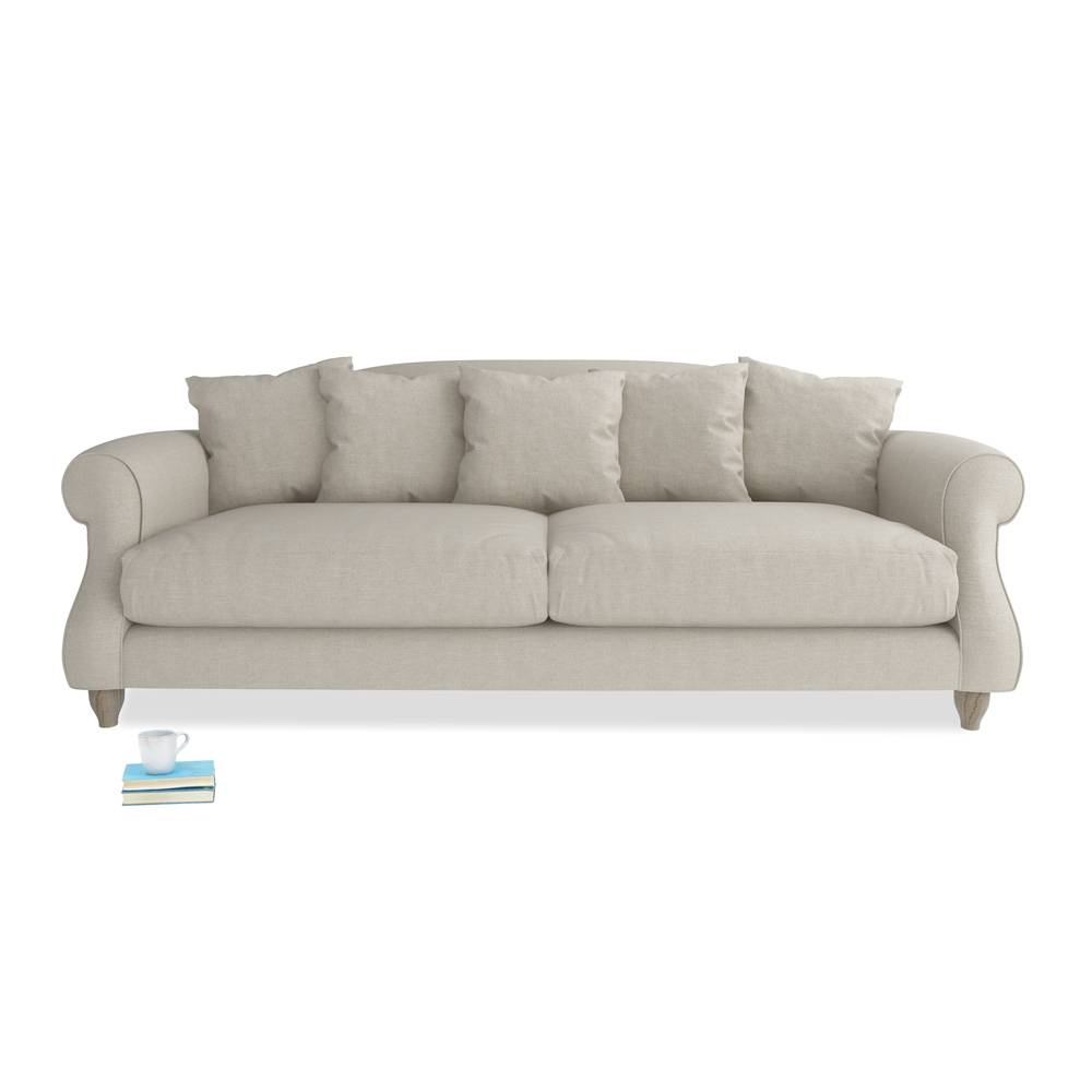 Sloucher Sofa | Classic French Style Sofa | Loaf pertaining to French Style Sofa (Image 18 of 25)