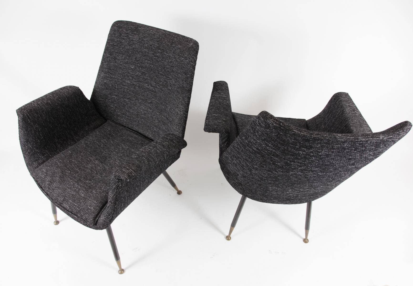 Small Armchairsgastone Rinaldi For Rima, 1956, Set Of 2 For with Small Armchairs (Image 28 of 30)