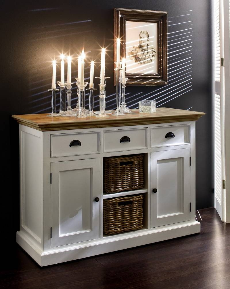 Small Buffet Cabinet – Home Design Ideas And Pictures In Small Wooden Sideboards (View 26 of 30)