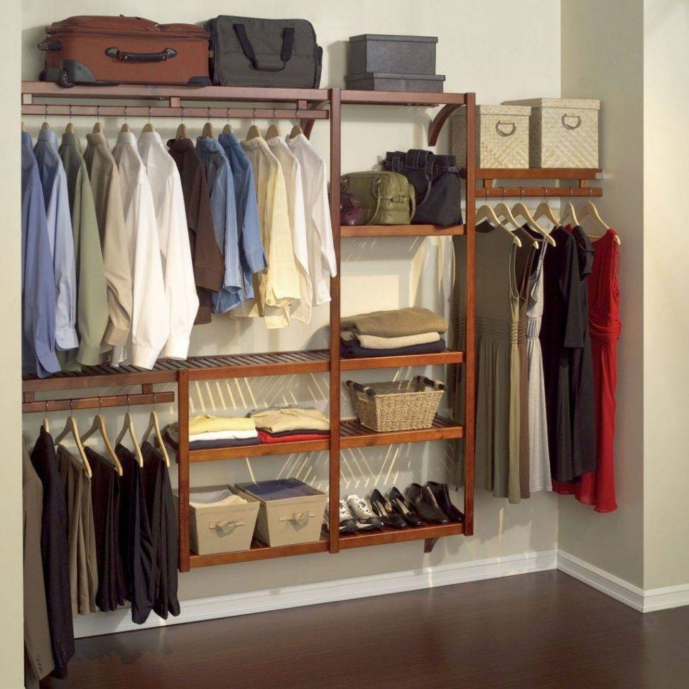 Small Corner Wardrobe. With Single Bed Equipped Storage Drawers throughout Small Corner Wardrobes (Image 14 of 15)