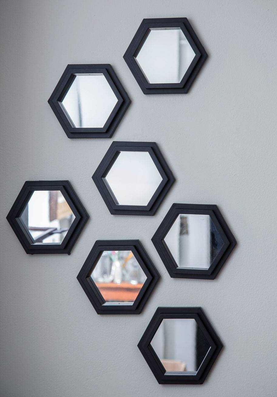 Small Decorative Wall Mirrors : Decorative Wall Mirrors For Any throughout Small Decorative Mirrors (Image 17 of 25)