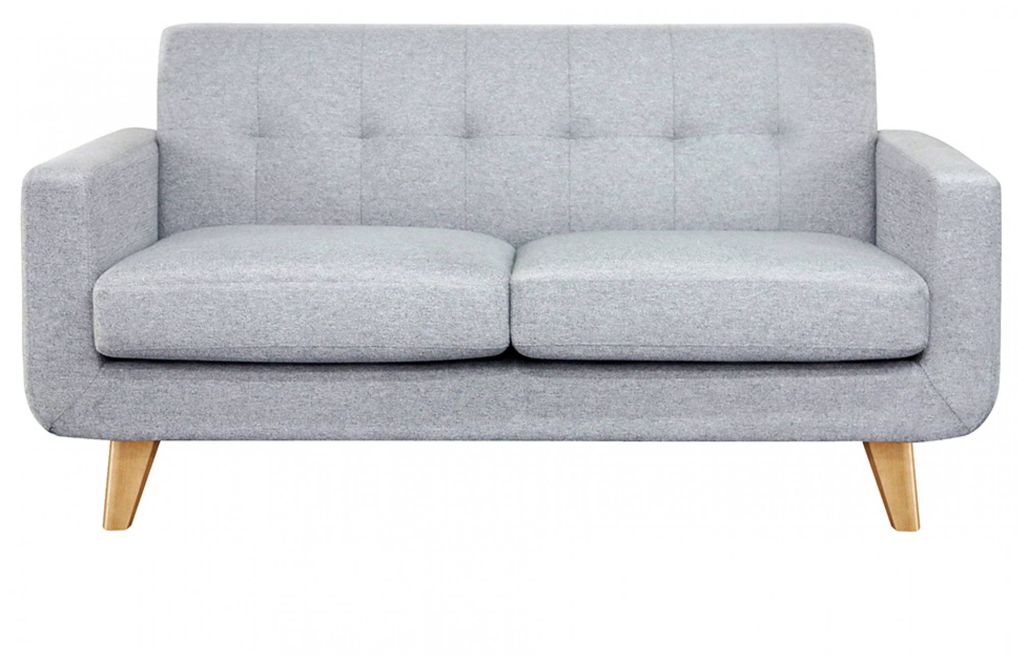 Small Design But Big Style, A Two Seater Sofa – Tcg for Two Seater Sofas (Image 23 of 30)