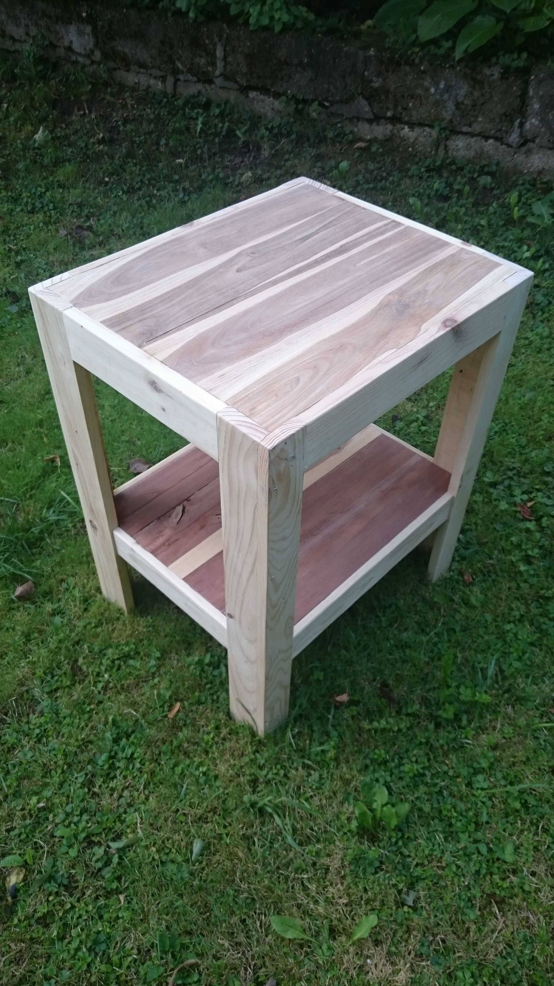Small Garden Coffee Table • Pallet Ideas • 1001 Pallets With Regard To Wooden Garden Coffee Tables (Image 22 of 30)