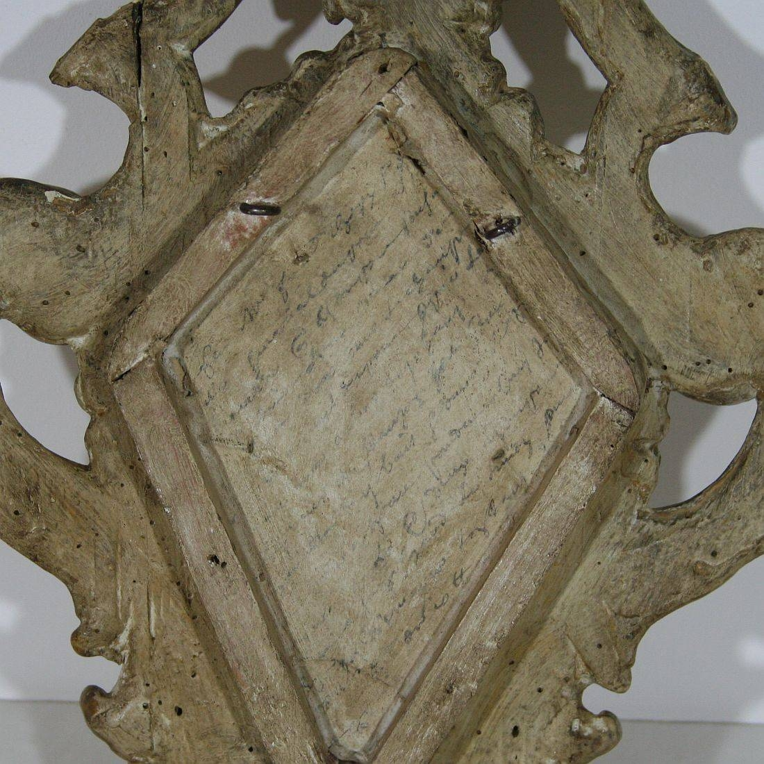 Small Italian Baroque Mirror - Decorative Collective inside Small Baroque Mirrors (Image 22 of 25)