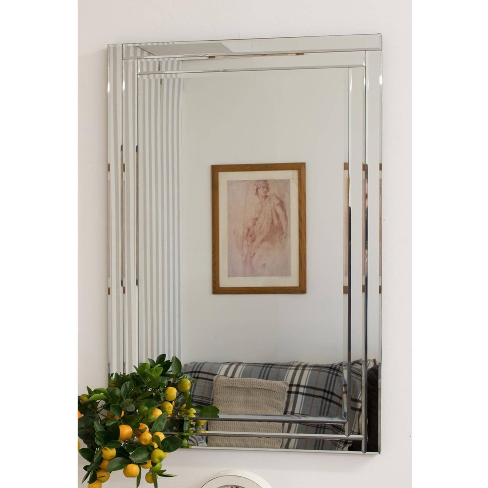 Small Luxington Venetian Mirror | Decorative Glass Mirrors with regard to Small Venetian Mirrors (Image 18 of 25)