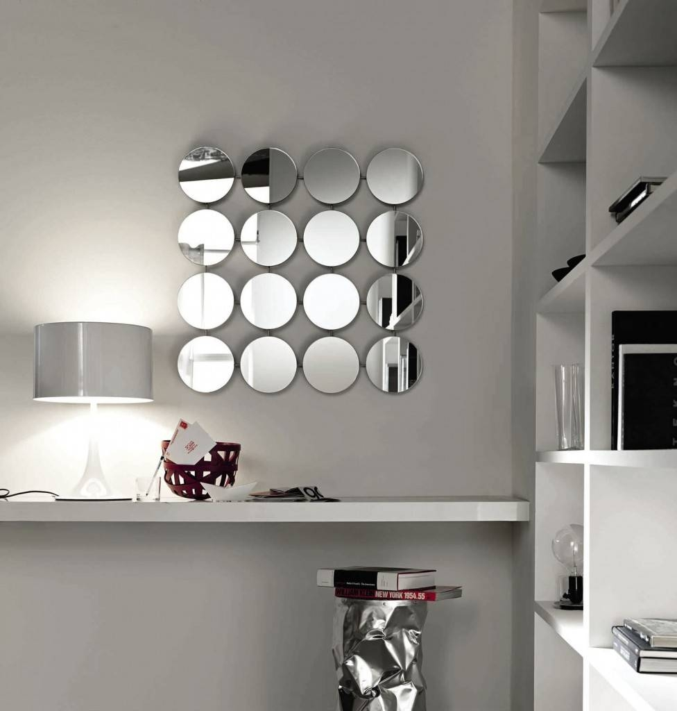 Small Mirrors For Wall Decoration 10 Enchanting Ideas With for Decorative Small Mirrors (Image 20 of 25)