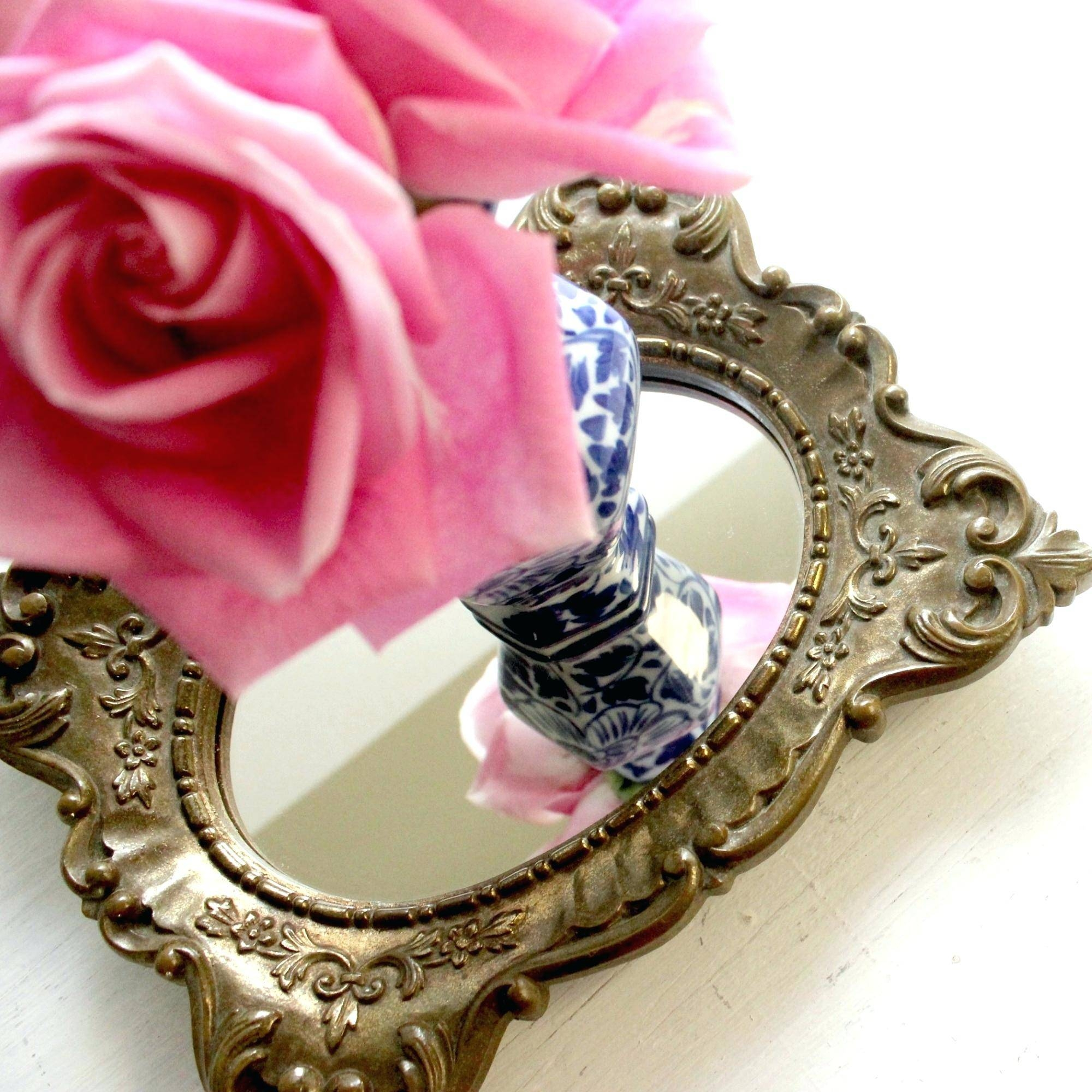 Small Ornate Mirror – Shopwiz intended for Small Ornate Mirrors (Image 22 of 25)