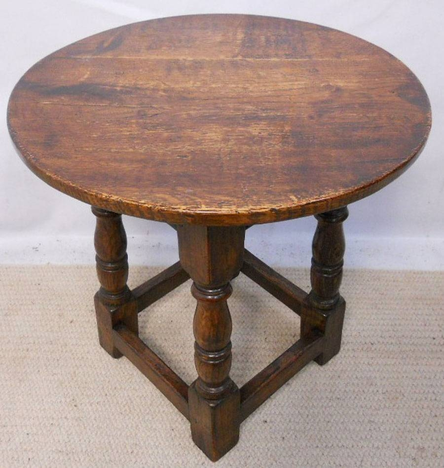 Small Round Coffee Table Wood With Regard To Small Wood Coffee Tables (View 4 of 30)