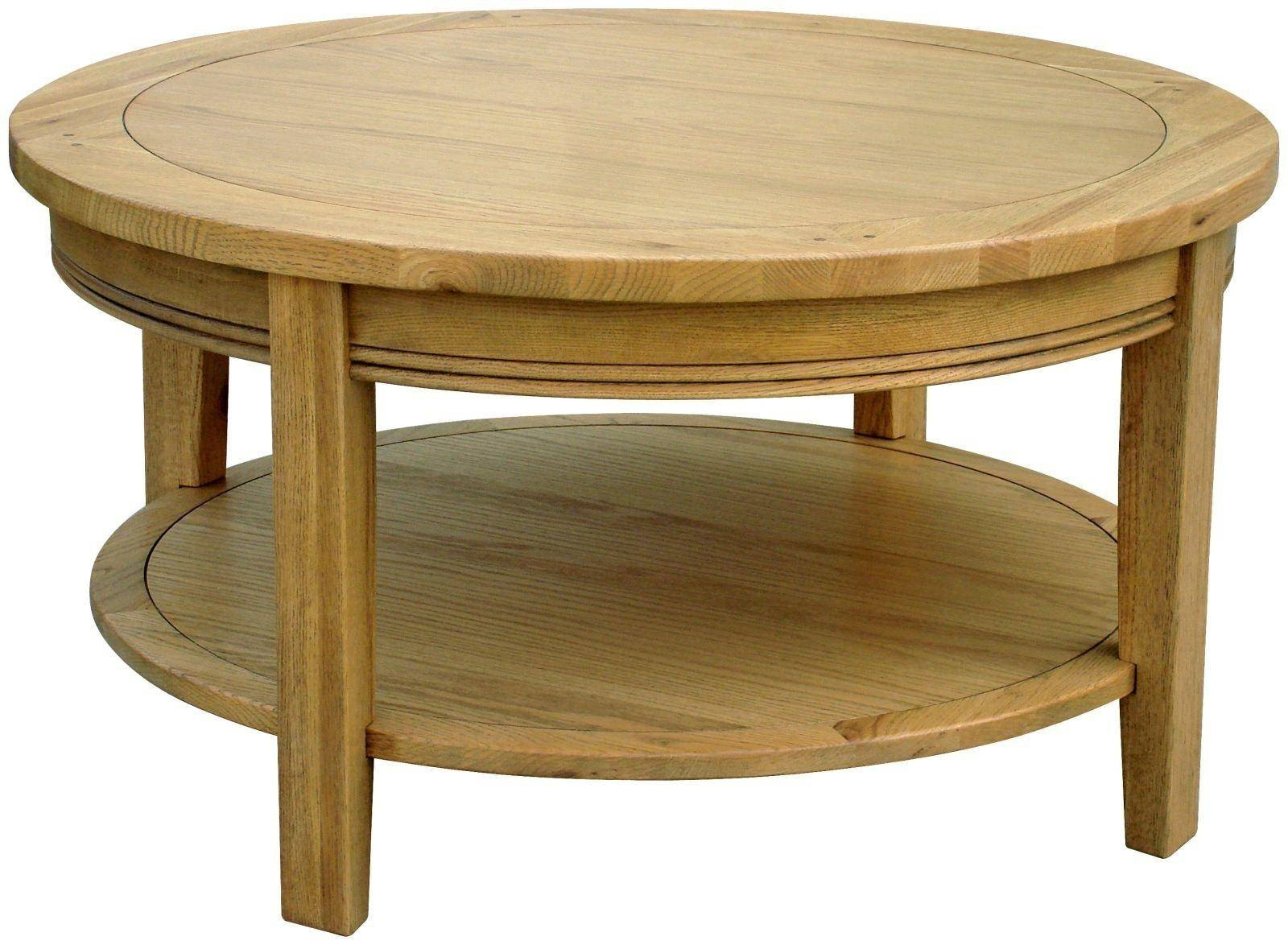 Small Round Pine Coffee Table - Look Here — Coffee Tables Ideas inside Round Pine Coffee Tables (Image 28 of 30)