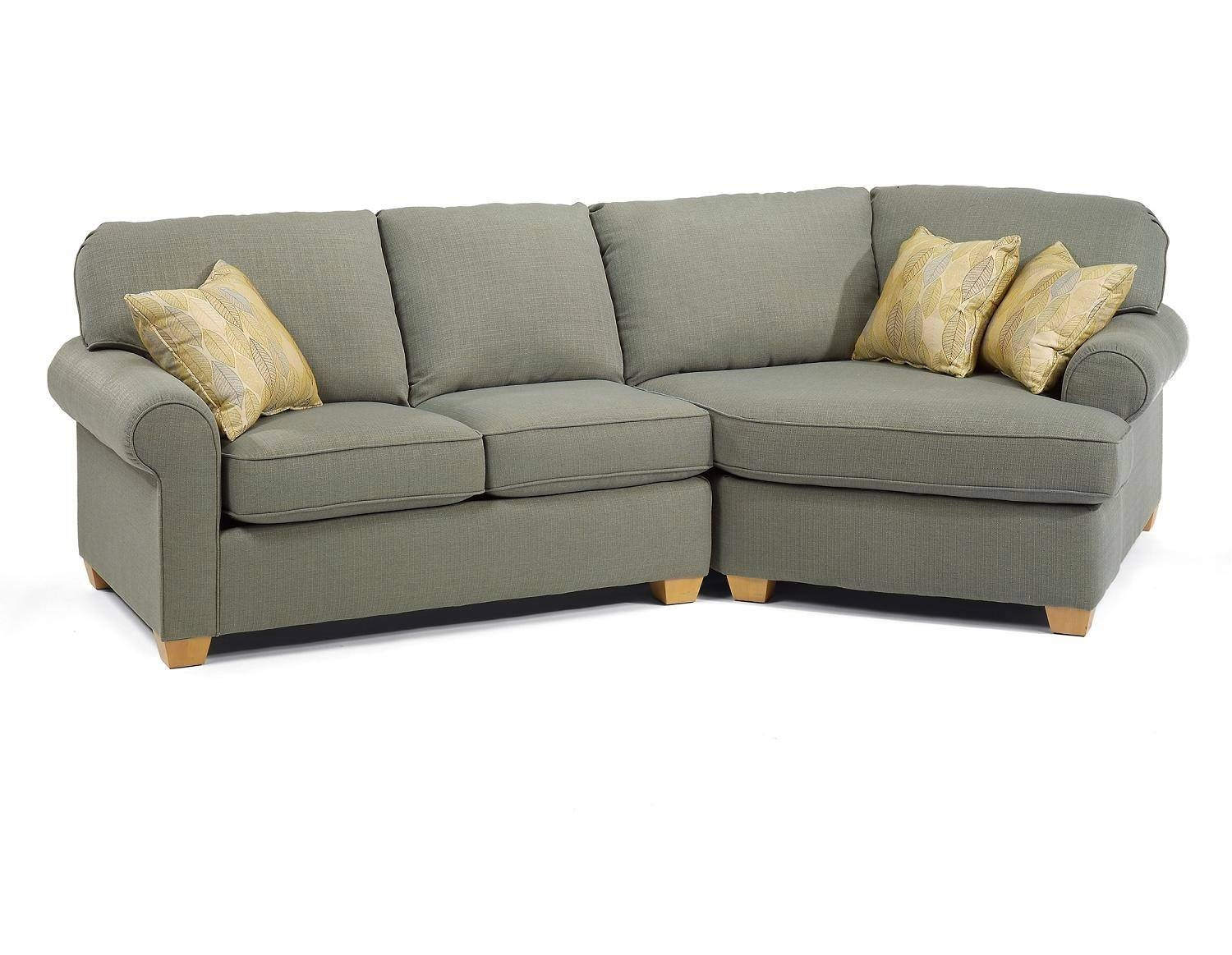Small Sectional Sofa | Small Sectional Sofa Basement - Youtube in Small Sectional Sofa (Image 23 of 30)