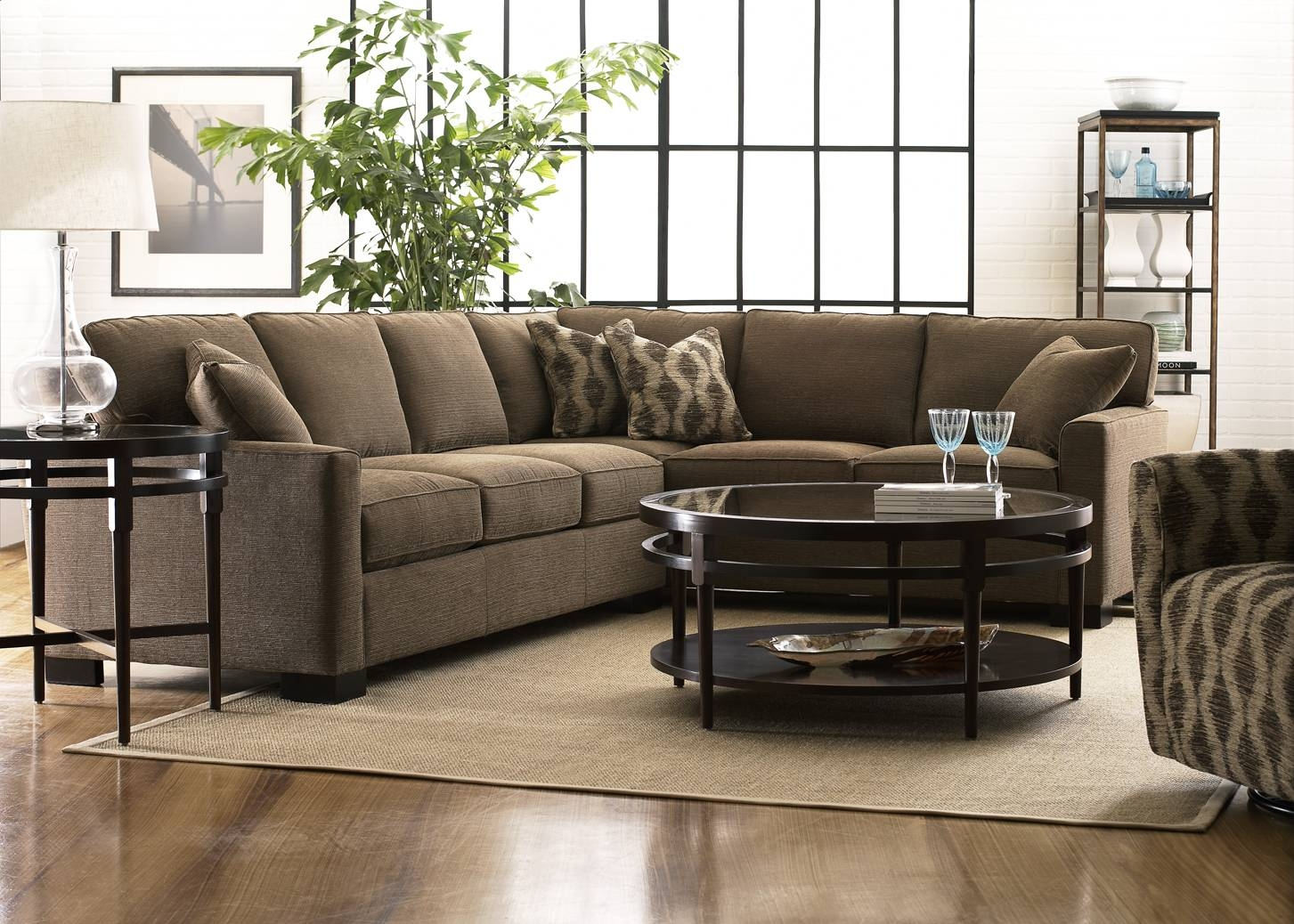 Small Sectional Sofas For Apartments regarding Armchairs For Small Spaces (Image 24 of 30)