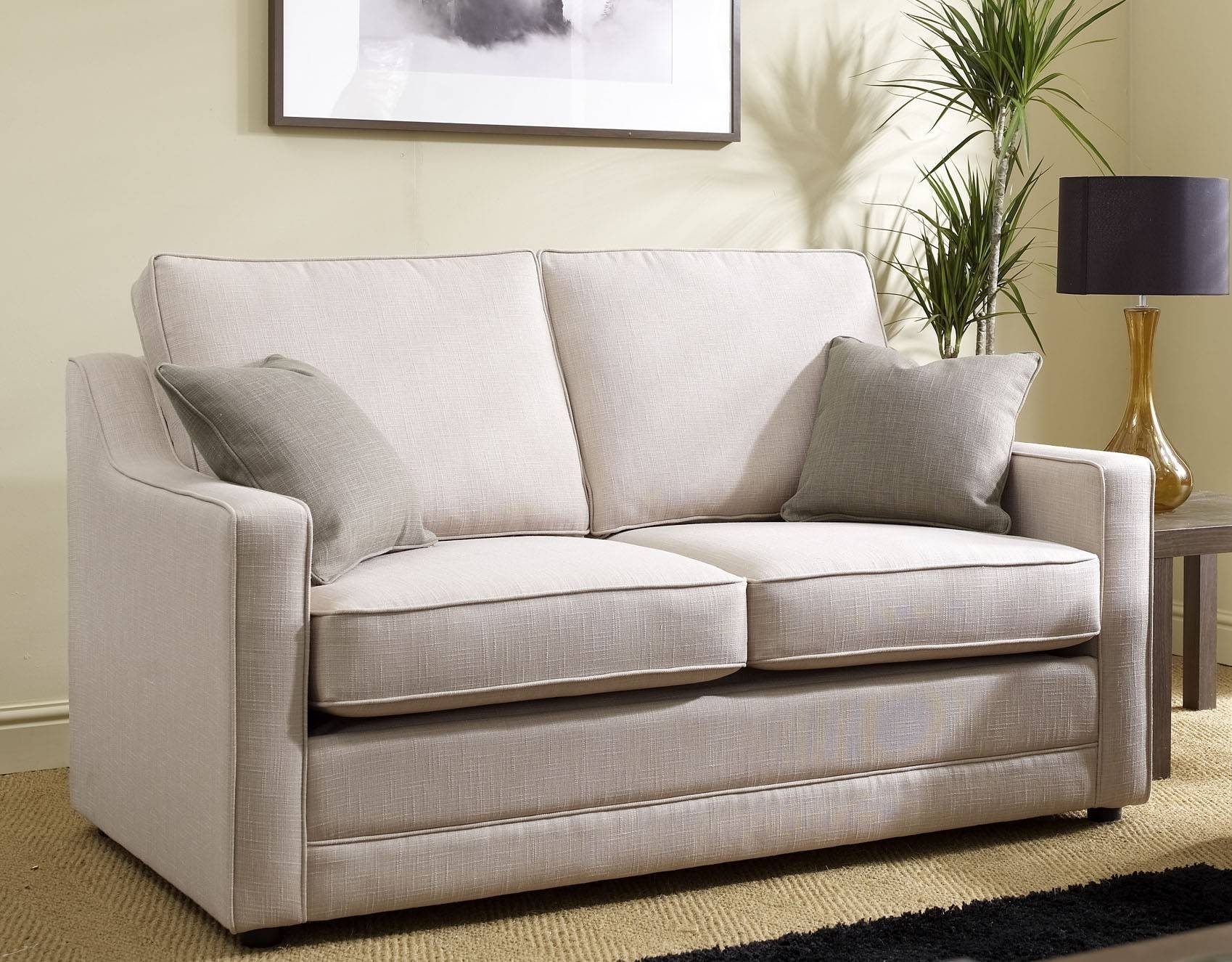 Small Sofa Beds For Small Rooms | Tehranmix Decoration intended for Mini Sofa Sleepers (Image 16 of 30)