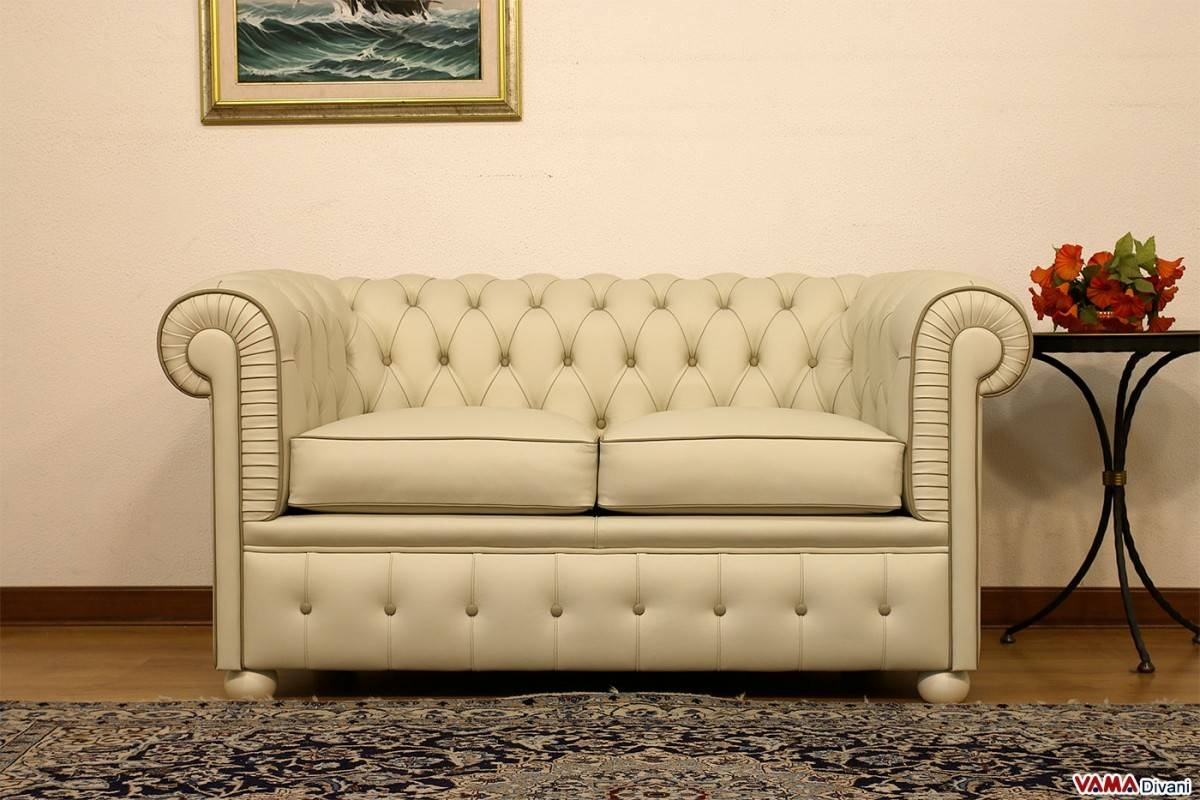 Smaller Chesterfield Sofa: Chesterino inside Small Chesterfield Sofas (Image 19 of 30)
