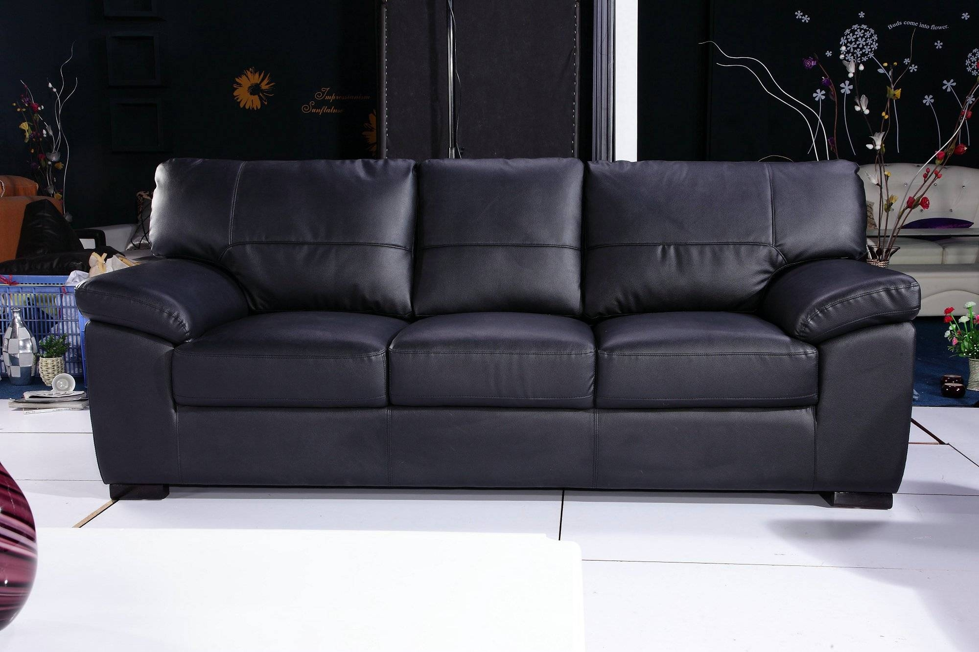 Sofa : 3 Seater Leather Sofa Recliner Home Style Tips Unique At 3 with 3 Seater Sofas for Sale (Image 18 of 30)
