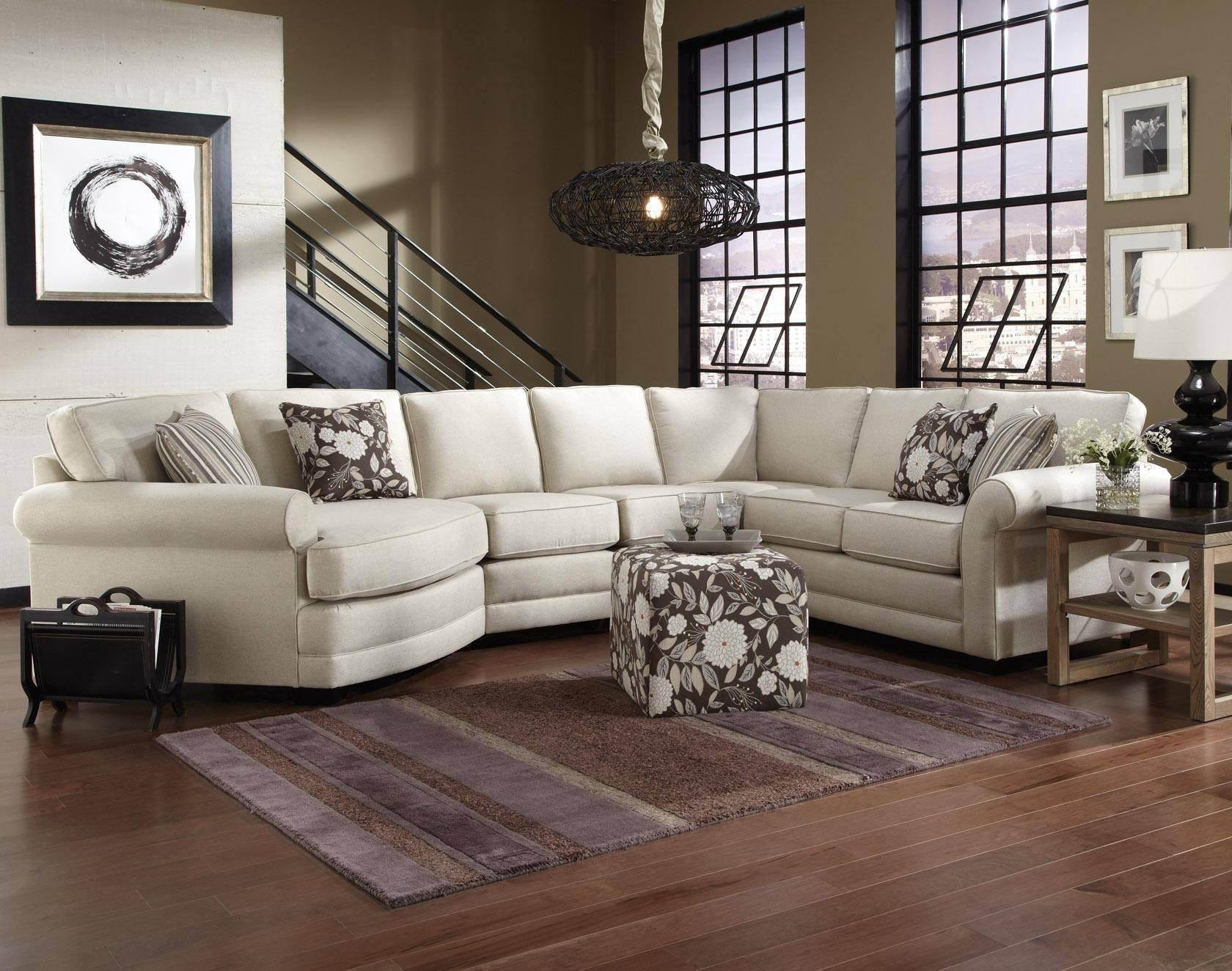 Sofa : 7 Seat Sectional Sofa Home Decor Interior Exterior inside 7 Seat Sectional Sofa (Image 16 of 30)