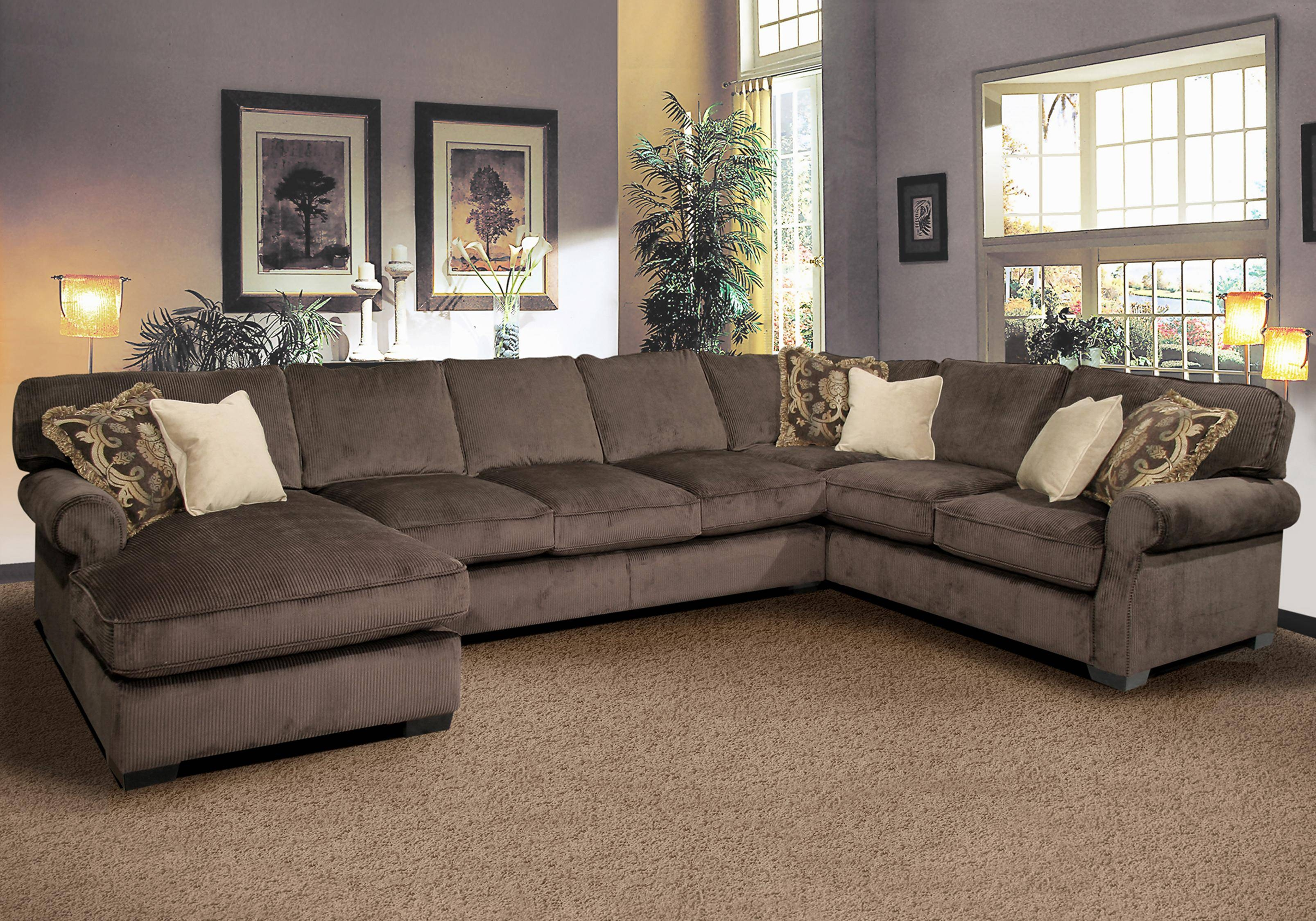 Sofa : Amazing 7 Seat Sectional Sofa Home Design Ideas Cool In 7 inside 7 Seat Sectional Sofa (Image 18 of 30)